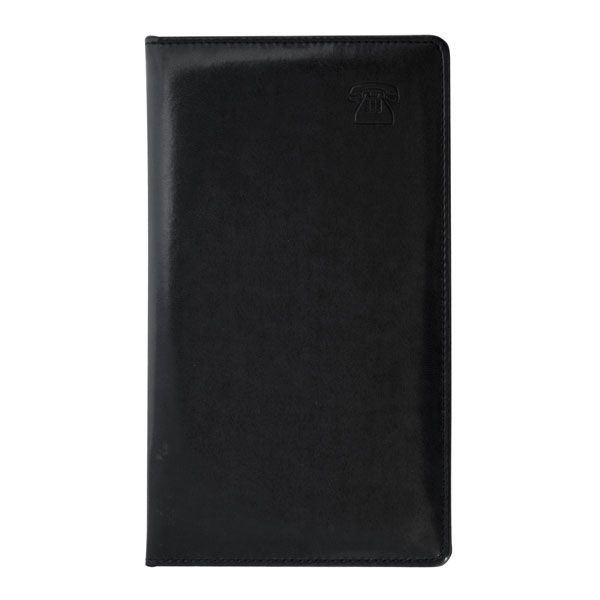 Телефонная книжка А6 Nebrasca черная