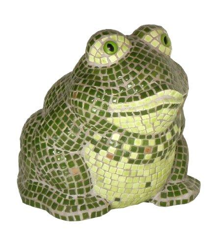 Мозаика керамическая Фигура лягушка 10х10см 2 шт.