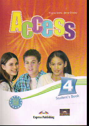 Access 4. Student`s Book