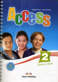 Access 2: Tеacher's Book
