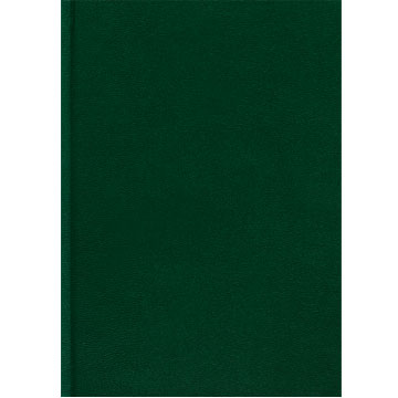 Ежедневник А5 Зеленый NEW недат.