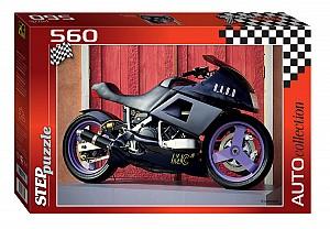 Пазл 560 Step Мотоцикл