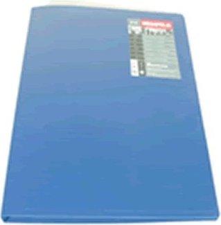 Папка с 2 кольцами 24мм EK Megapolis синяя