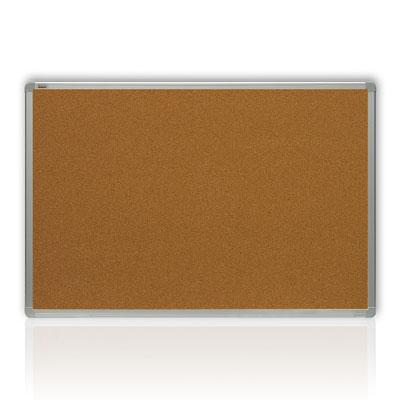 Доска пробковая 450*600 алюм.рамка