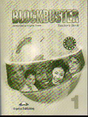 Blockbuster 1: Taecher's Book