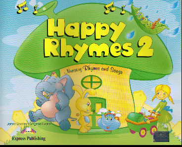 Happy Rhymes 2. Pupil's Book