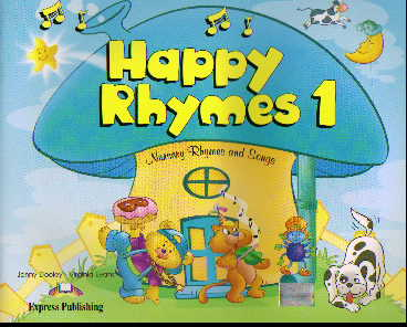 Happy Rhymes 1. Pupil's Book