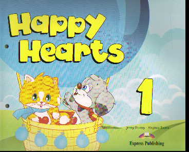 Happy Hearts 1. Pupil's Book