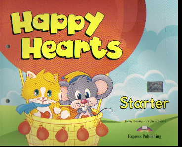 Happy Hearts. Starter. Pupil's Book