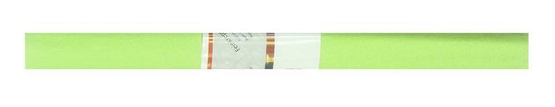 Творч Бумага креповая 50*250см светло-салатовая