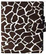 Бизнес/Органайзер кожа А6 Giraffe белый