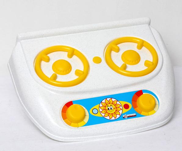 Игрушка пластмассовая Плита газовая