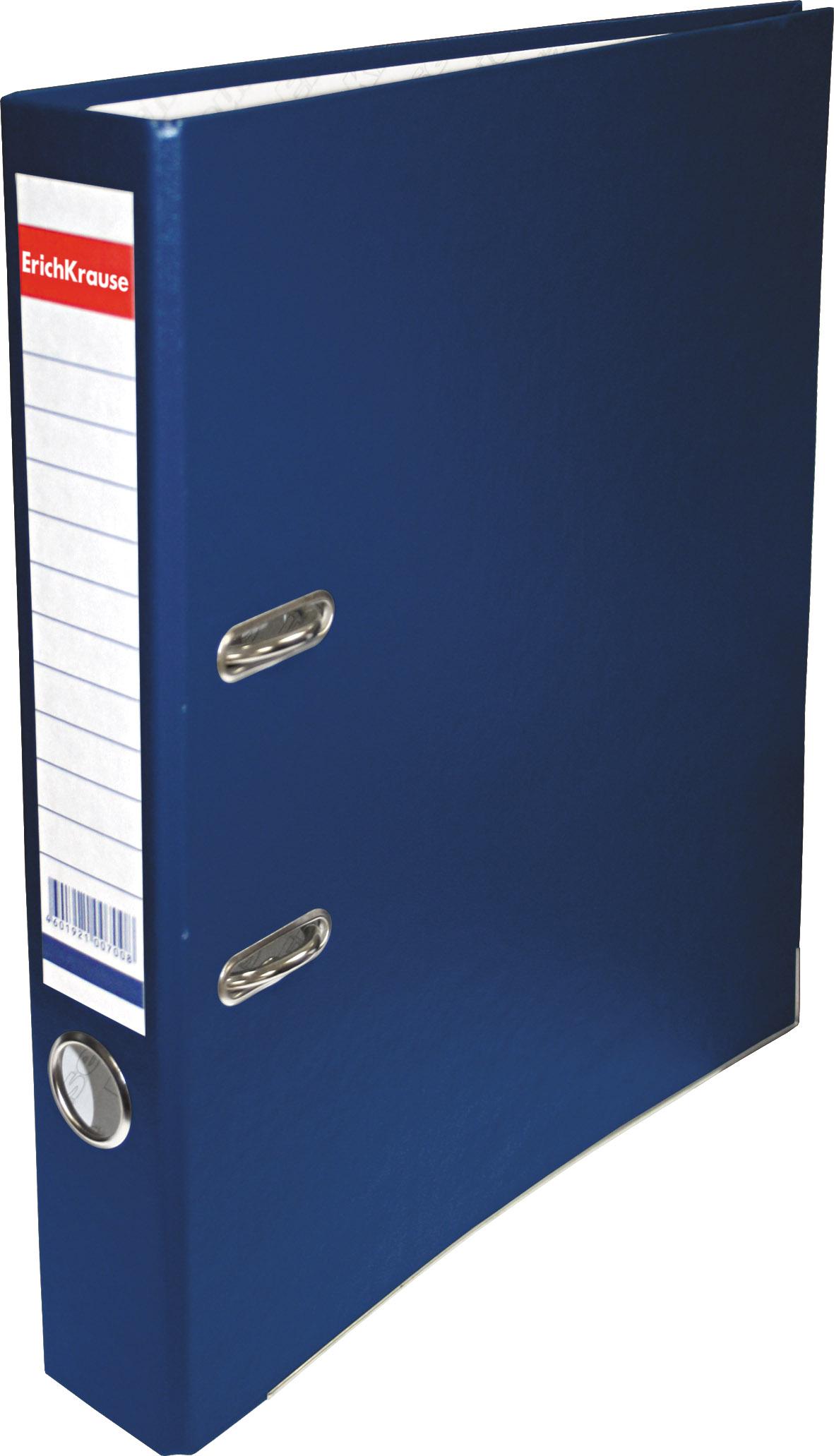 Папка-регистратор 50мм EK Стандарт синий
