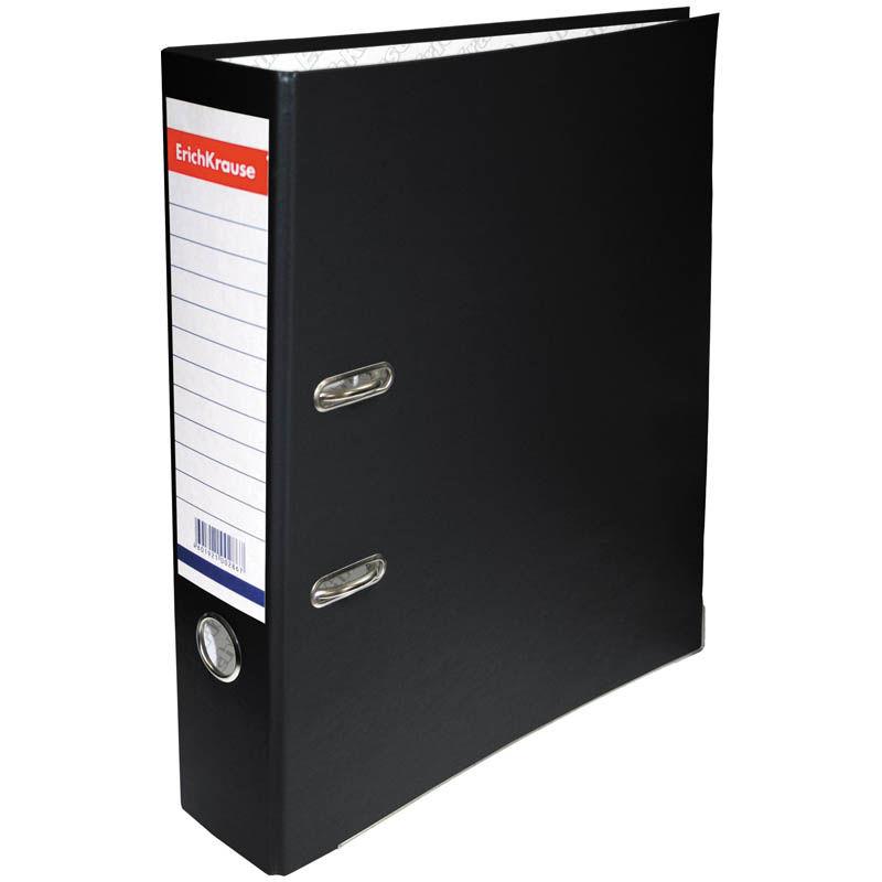 Папка-регистратор 70мм EK Стандарт черный