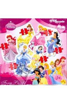Пазл Form-Puzzle Дисней Принцессы