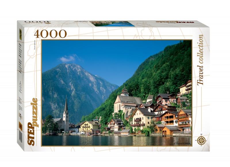 Пазл 4000 Step Австрия Хальсштадт