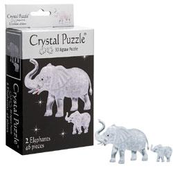 Головоломка Два слона