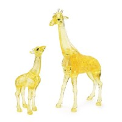 Головоломка Два жирафа