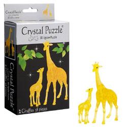 Головоломка Два жирафа 3D