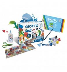 Творч Набор Giotto Art Lab Набор весёлый коллаж 28 предметов
