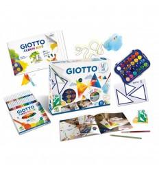 Набор Giotto Art Lab безграничный чёрный  23 предмета