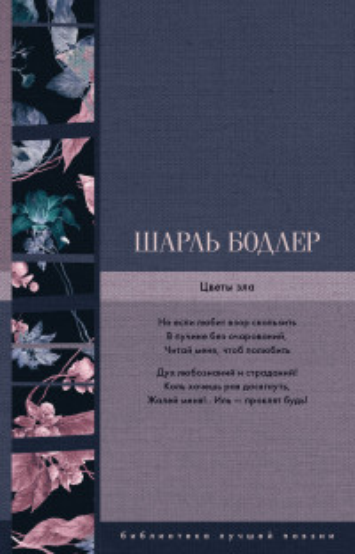 Цветы зла: Сборник стихотворений