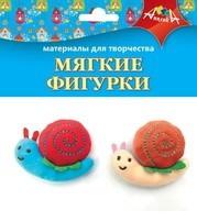 Декор Мягкие фигурки Улитки 2шт
