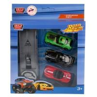 Машина Road racing 7,5см, с пуск мех. металл