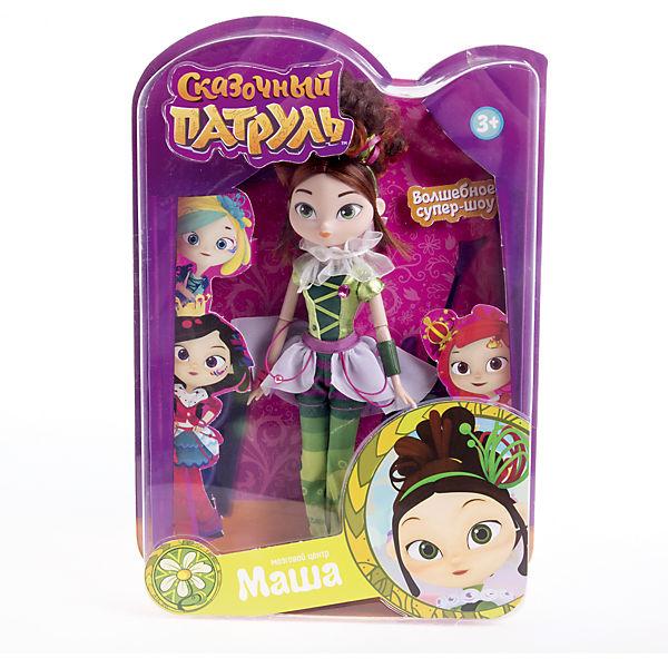Кукла Сказочный патруль Music Маша