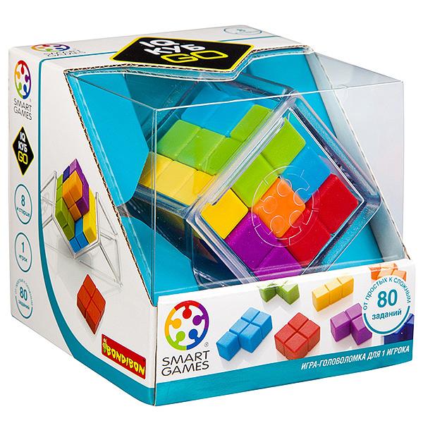 Логическая IQ-Куб GO