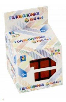 Головоломка Куб 4х4, 6см