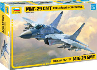 """Сборная модель Российский истребитель """"МиГ-29 СМТ"""" 1/72"""