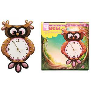Набор из фоамирана Часы Сова
