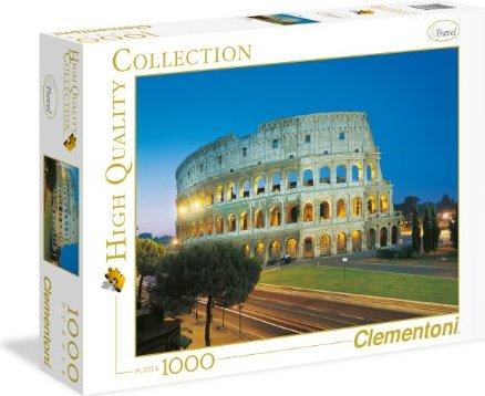 Пазл 1000 Clementoni 30768 Рим Колизей