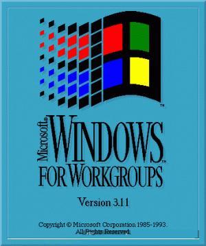 Универсальная версия Windows for Workgroups 3.11