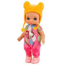 Кукла Карапуз Hello Kitty 12см, без звука, в ассорт