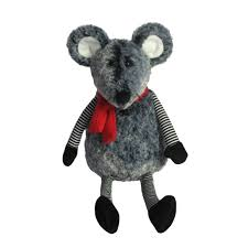 Мягконабивная Мышонок Клаус 18см