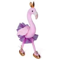 Мягконабивная Гламурная Фламинго
