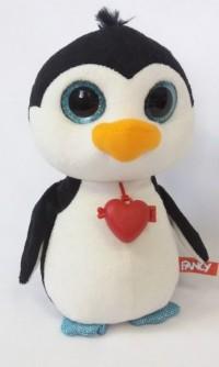Мягконабивная Глазастик Пингвин 24см