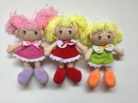 Мягконабивная Кукла Ксюша