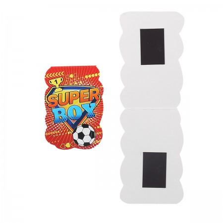 Закладка-магнит Super Boy мяч