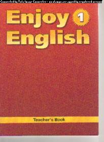 Enjoy English 1: Книга для учителя 2-3 классов