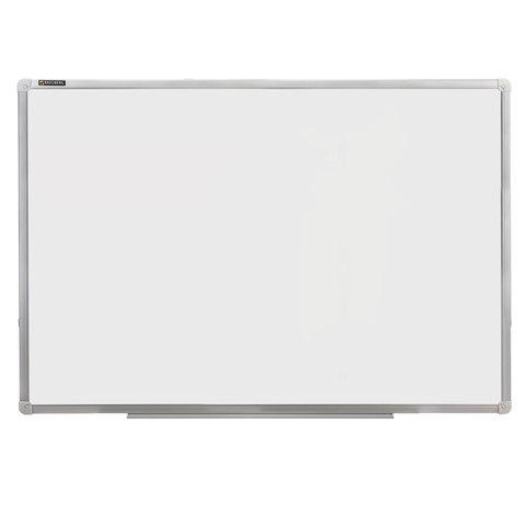 Доска магнитно-маркерная 600*900 алюм.рамка полочка
