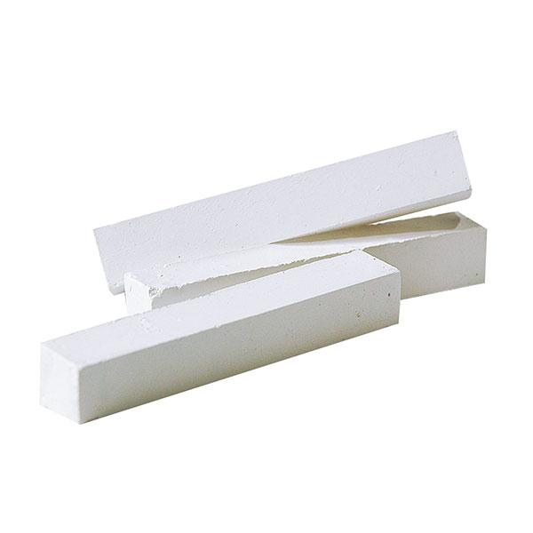 Мел белый штучный квадратный