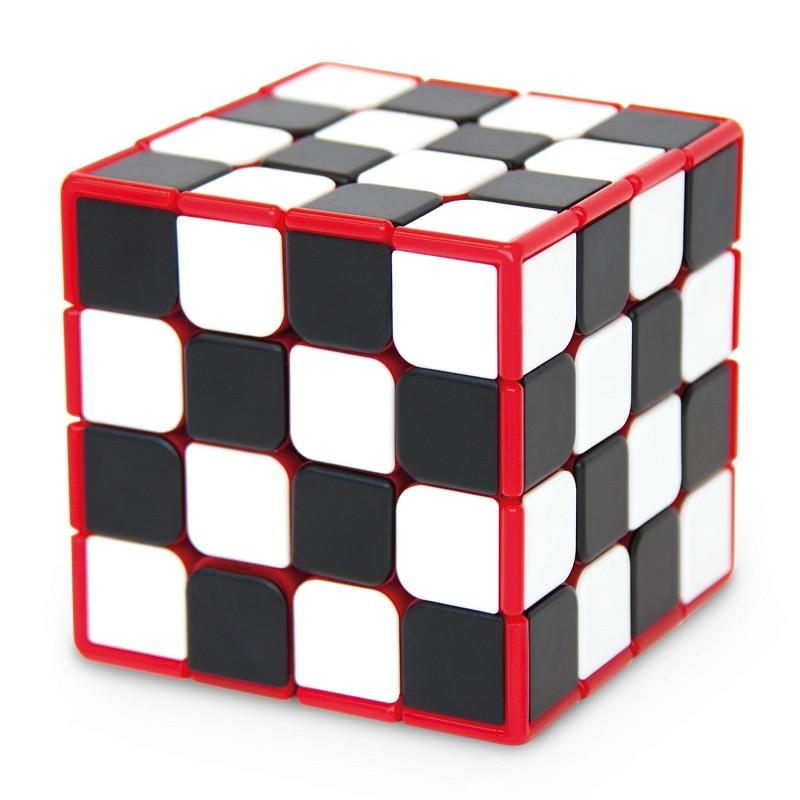 Головоломка Шашки-Куб 4х4