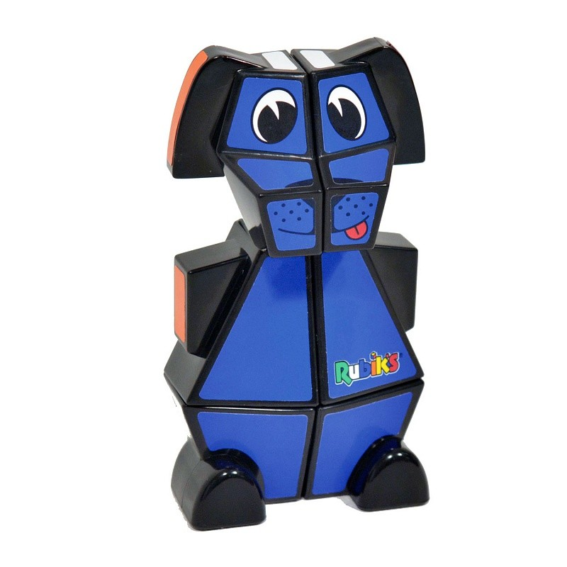Игра Головоломка Собачка Рубика 3х2х1