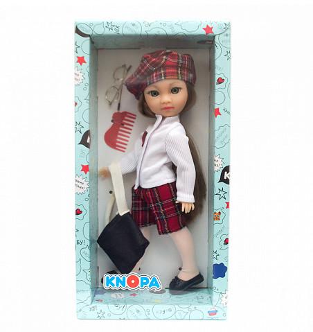 Кукла Мишель на учебе