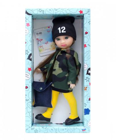 Кукла Мишель на тусовке