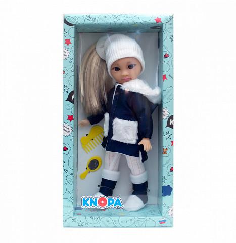 Кукла Элис зимняя