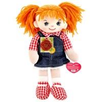 Мягконабивная Кукла 35см озвуч. стихи и песни (А.Барто)